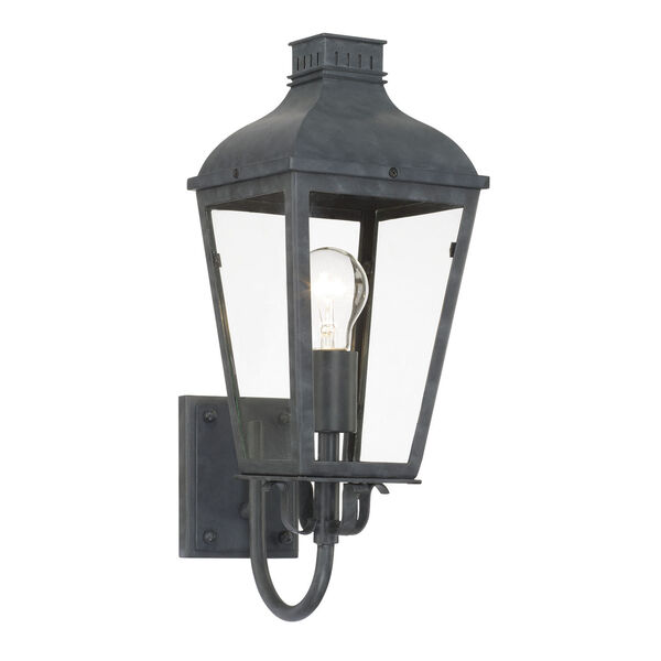 Dumont Graphite One-Light Outdoor Wall Mount, image 1