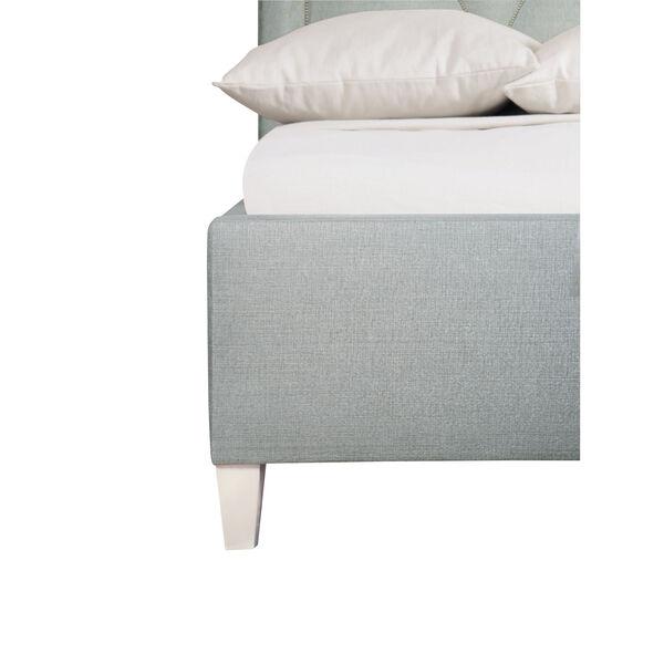 Silken Pearl Calista Upholstered Bed, image 4