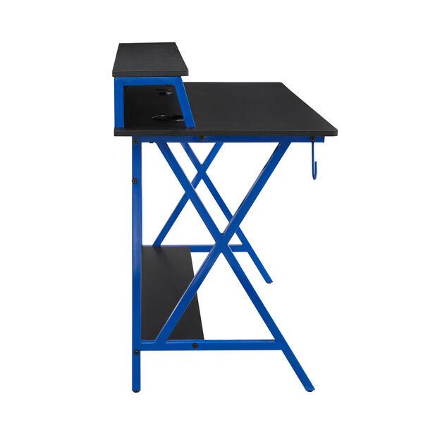 Ian Black Blue Desk, image 6