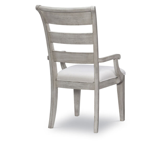 Belhaven Weathered Plank Arm Chair, Set of Two, image 3