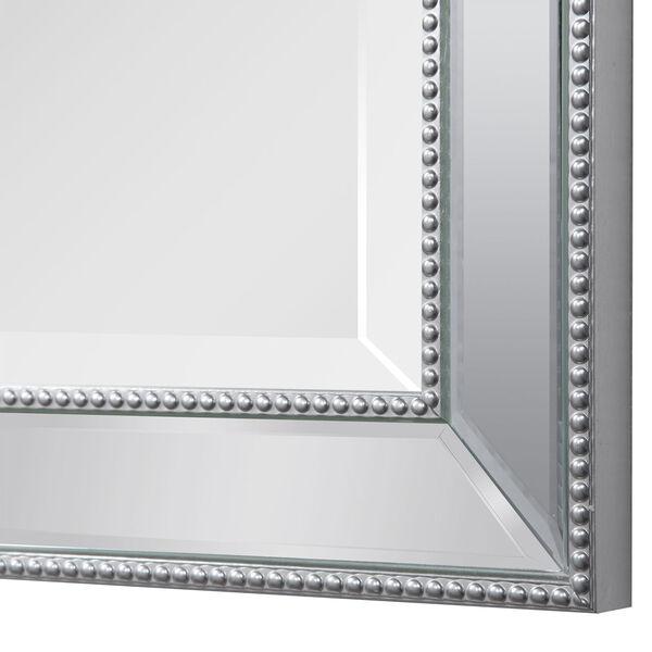 Monroe Silver Framed Rectangular Wall Mirror, image 5