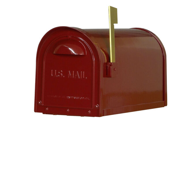 Dylan Wine Curbside Mailbox, image 2