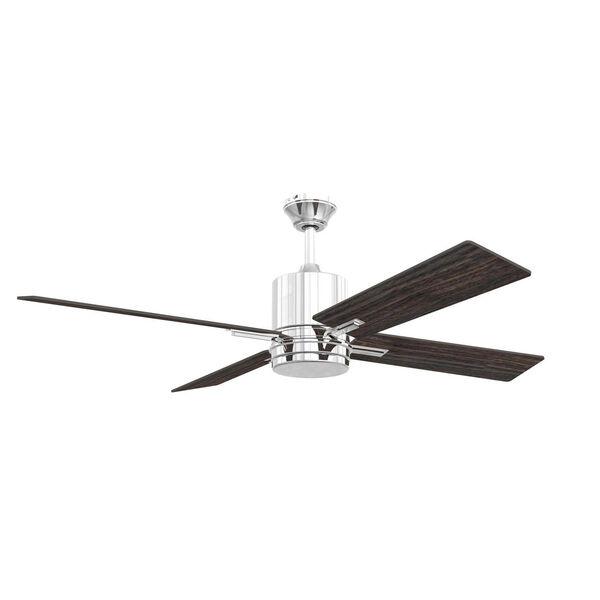 Teana Chrome Led 52-Inch Ceiling Fan, image 3
