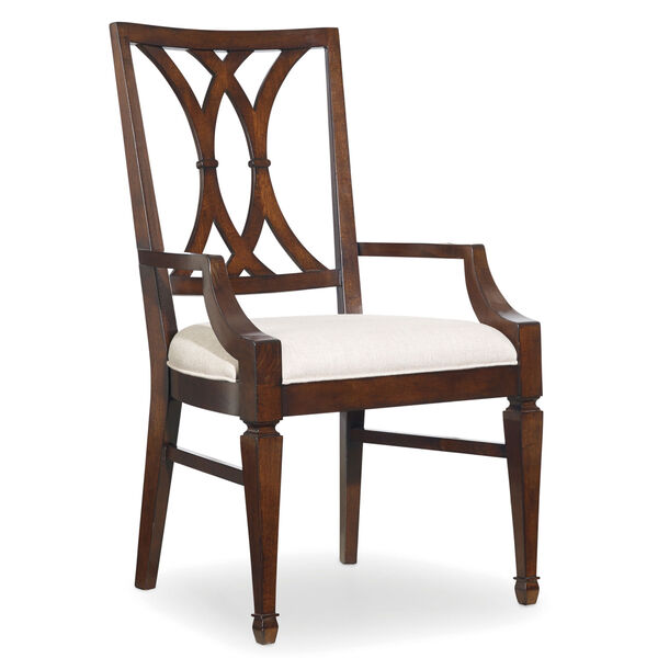 Palisade Splat Back Arm Chair, image 1