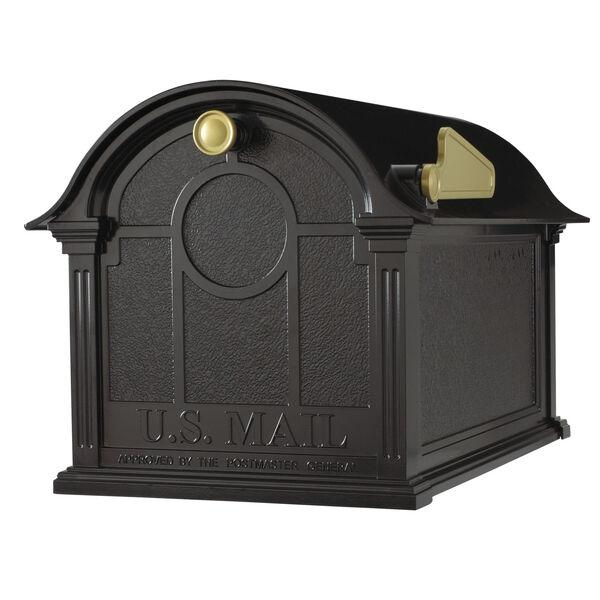 Black Balmoral Mailbox, image 1