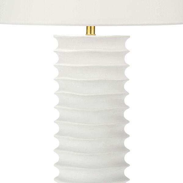 Nabu White One-Light Table Lamp, image 4