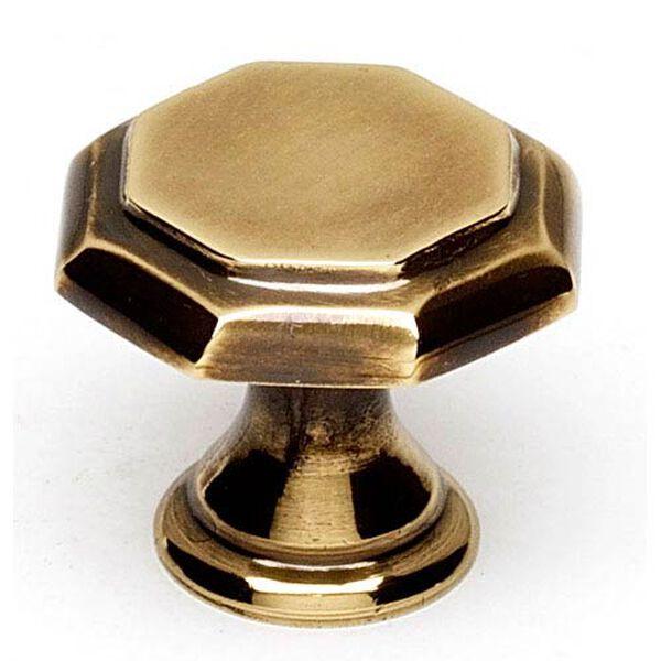 Polished Antique 1-Inch Knob, image 1