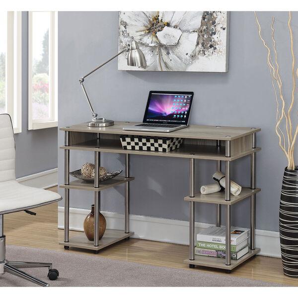 Designs2Go Soft Sand No Tools Student Desk, image 3