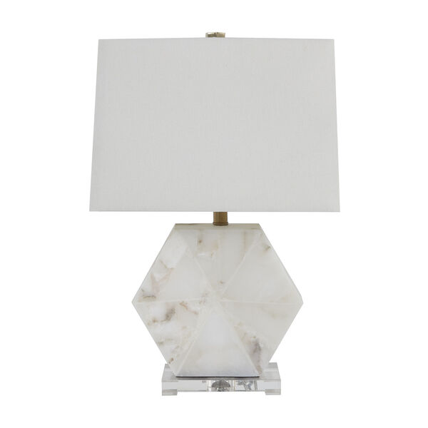 Madden Antique Brass One-Light Table Lamp, image 1