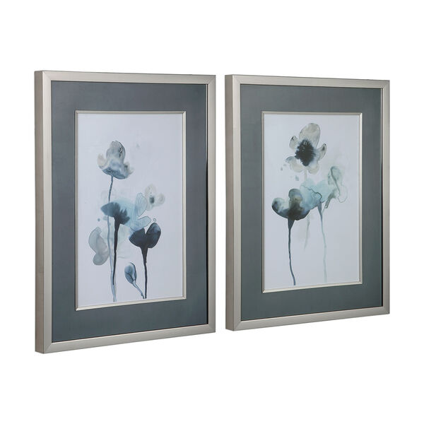 Midnight Blossoms Print, Set of Two, image 3