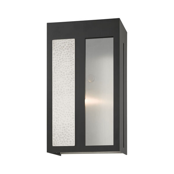 Lafayette Black Six-Inch One-Light Outdoor ADA Wall Sconce, image 3