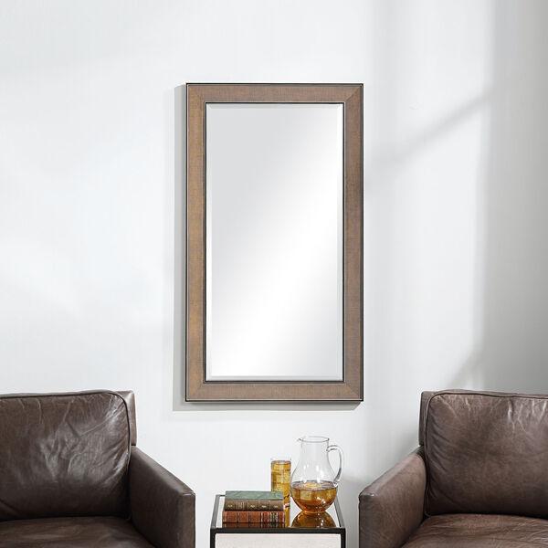 Valles Golden Rust Mirror, image 3