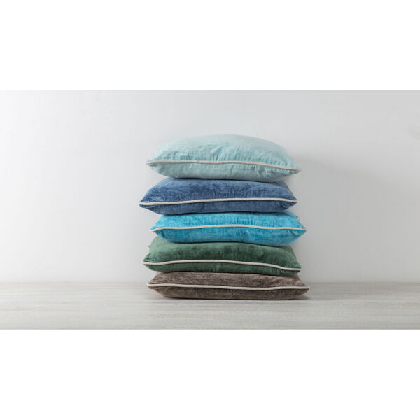 Colby Marine Blue Throw Pillow, image 6