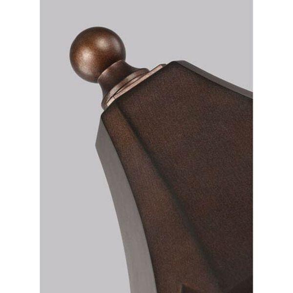 Hereford Bronze Three-Light Outdoor Post Lantern, image 3