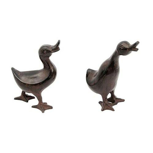 Pair of Ducklings Garden Decorative Objects, image 1
