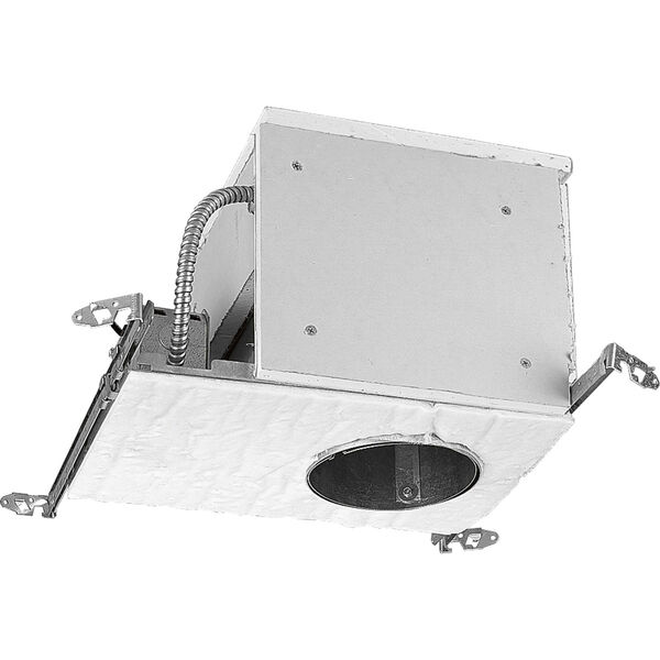 P85-FB Unfinished 5-Inch One-Light Recessed Housing, image 1