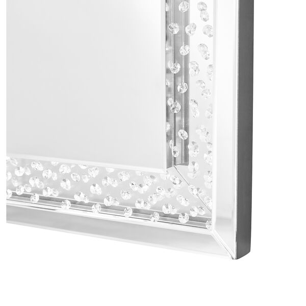 Sparkle Crystal 24-Inch Mirror, image 6