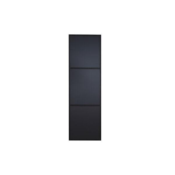Eternity Black 18-Inch Mirror, image 5