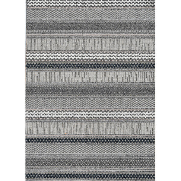 Terrace Taupe Rectangular: 5 Ft. x 7 Ft. 6 In. Rug, image 1