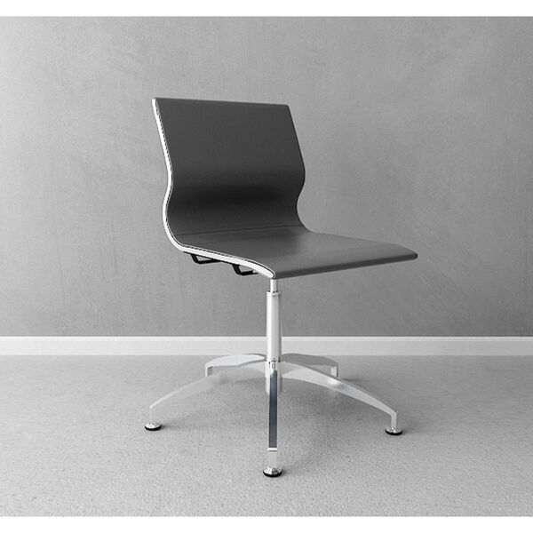 Glider Conference Chair Black, image 5