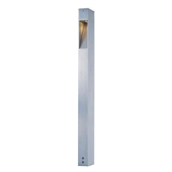 Alumilux Satin Aluminum One-Light LED 3-Inch Path Lighting, image 1