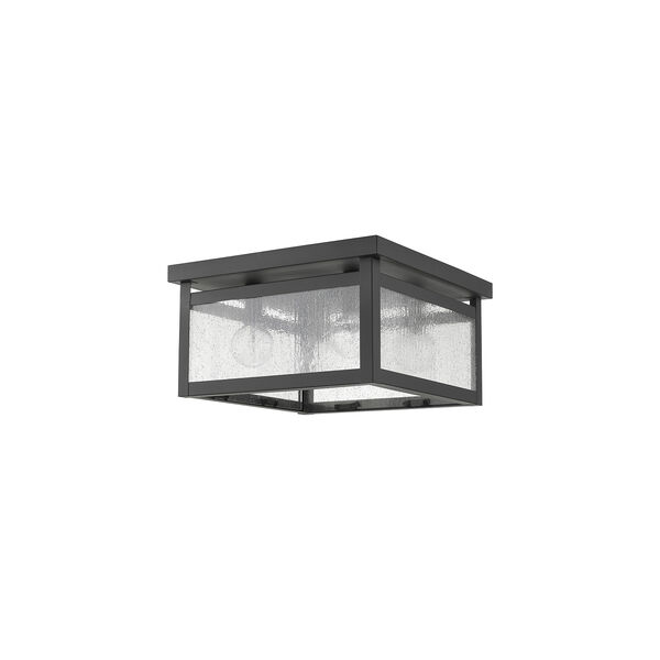 Milford Bronze Four-Light Ceiling Mount, image 2
