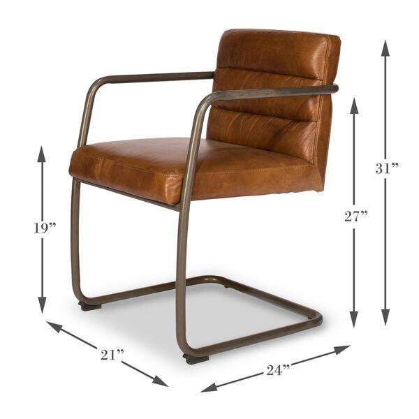 Brown Directors Chair, image 6