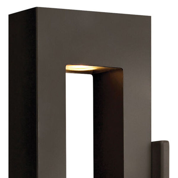 Atlantis Bronze Two-Light LED 16-Inch Outdoor Wall Mount, image 2