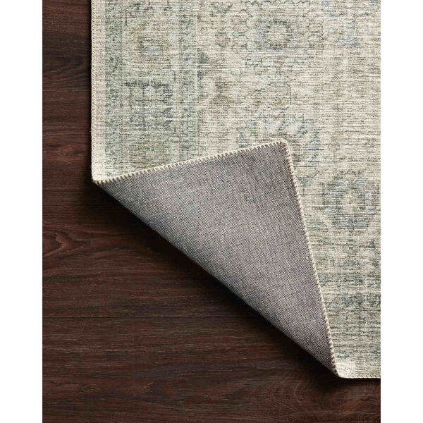 Skye Natural and Sage Rectangular: 2 Ft. 6 In. x 7 Ft. 6 In. Area Rug, image 5