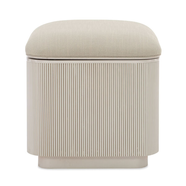Classic Beige For the Love of Ottoman, image 6