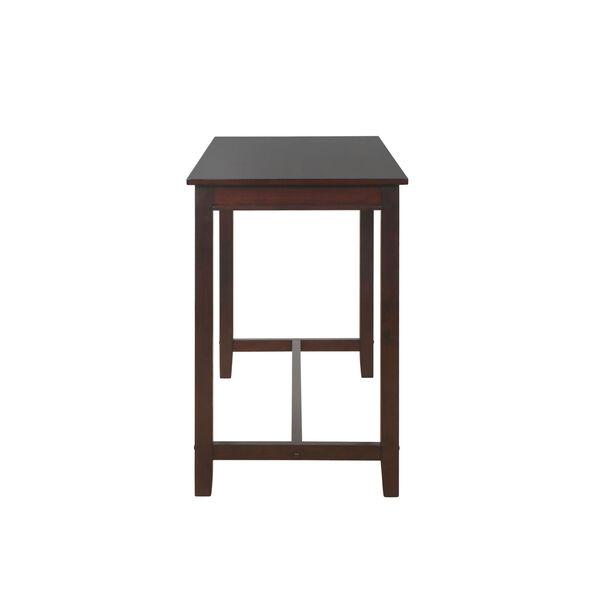 Ian Manhattan Walnut 36-Inch Counter Height Pub Table, image 5
