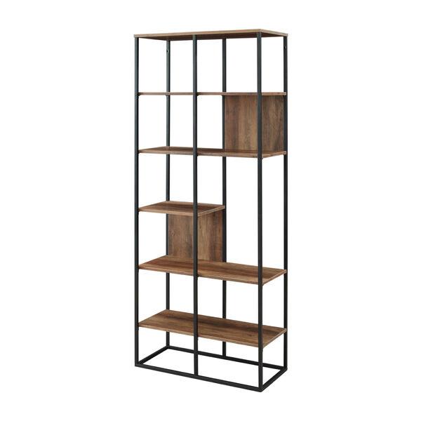 Bryant Reclaimed Barnwood Bookshelf, image 4