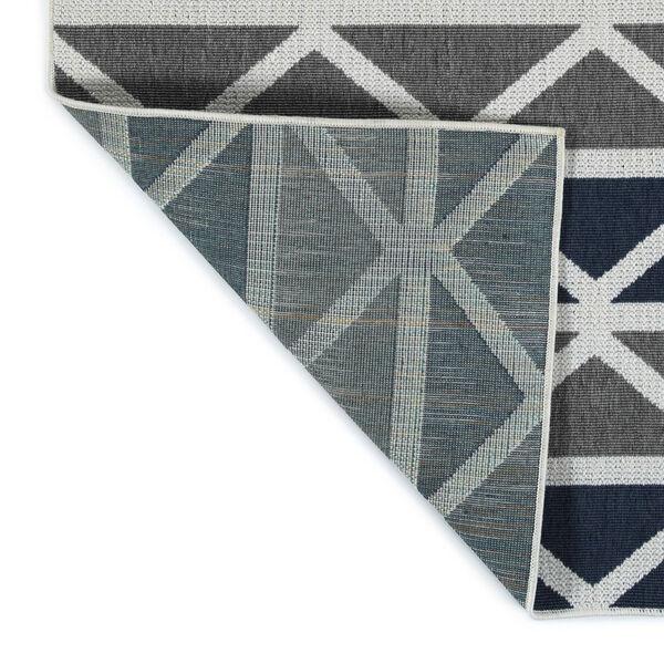 Puerto Gray Pattern Indoor/Outdoor Rug, image 3
