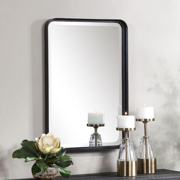 Croften Black Vanity Mirror, image 4