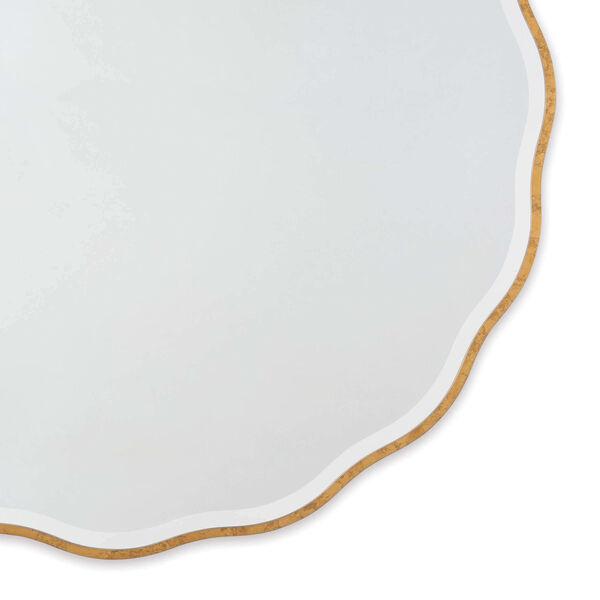 Candice Gold Leaf Mirror, image 2