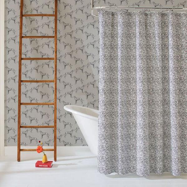 Novogratz French Grey Major Peel and Stick Wallpaper, image 4