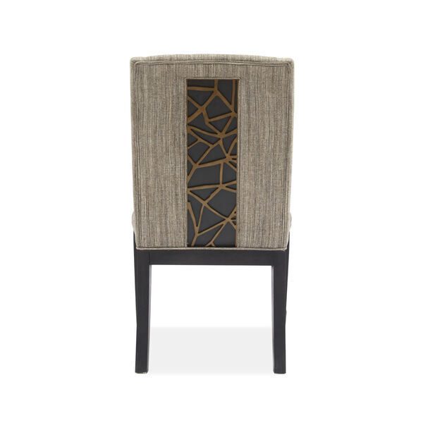 Ryker Black Dining Side Chair, image 3