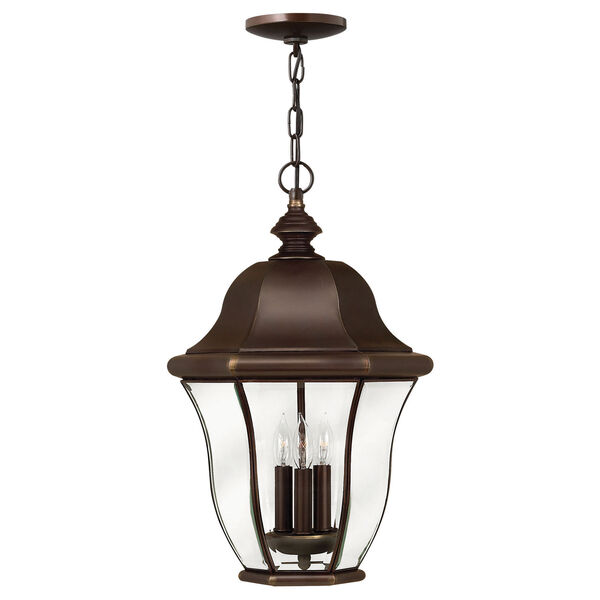 Monticello Outdoor Hanging Pendant, image 1
