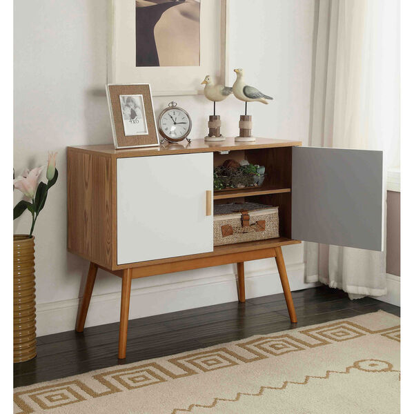 Oslo Natural Console Table, image 1