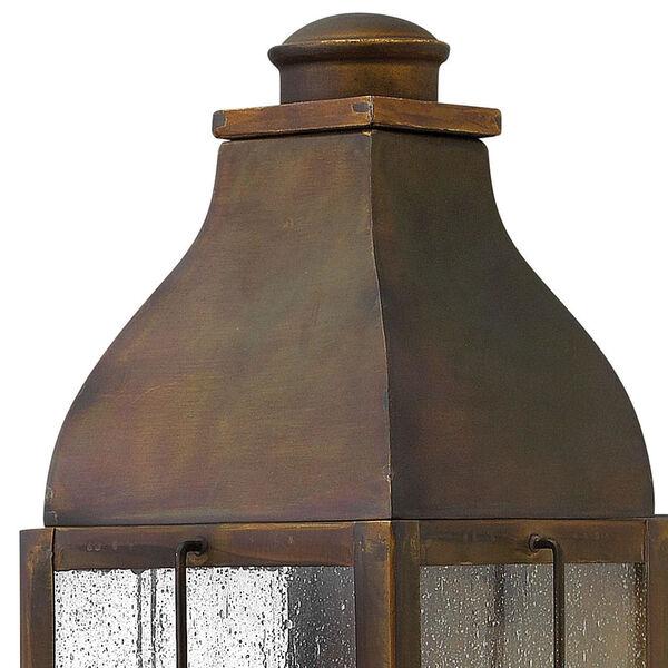 Bingham Sienna 6-Inch Two-Light Outdoor Medium LED Wall Mount, image 3