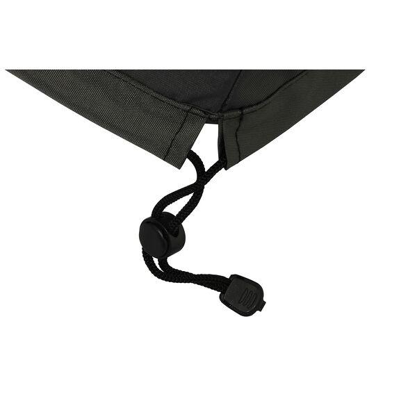 Titanium Shield Outdoor Rectangular Fire Table Cover, image 4