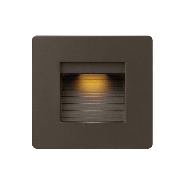 Luna Bronze 5-Inch LED Deck Light, image 1