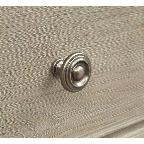 Jocelyn Weathered Taupe Drawer Chest, image 6