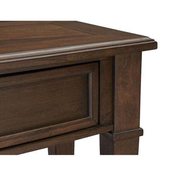 Wilton Mocha Rectangular Sofa Table, image 6