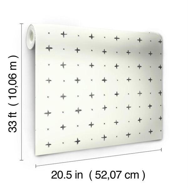 Cross Stitch Black Wallpaper, image 4