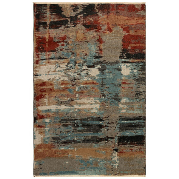 Liora Manne Ashford Multicolor Abstract Indoor Rug, image 2