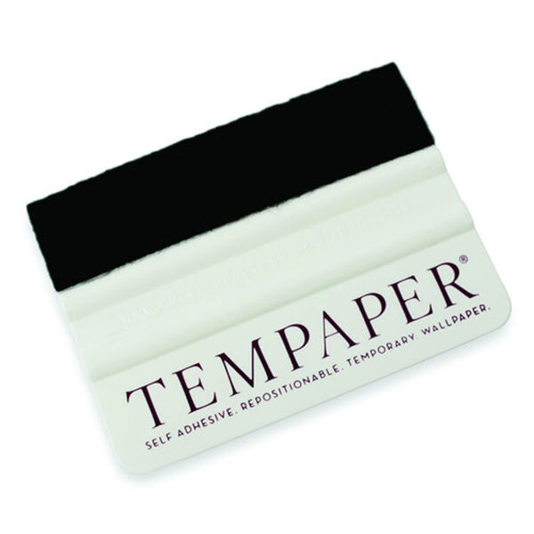 White Wallpaper Squeegee, image 1