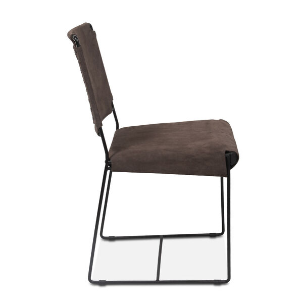 Melbourne Dark Gray Dining Chair, Set of 2, image 3
