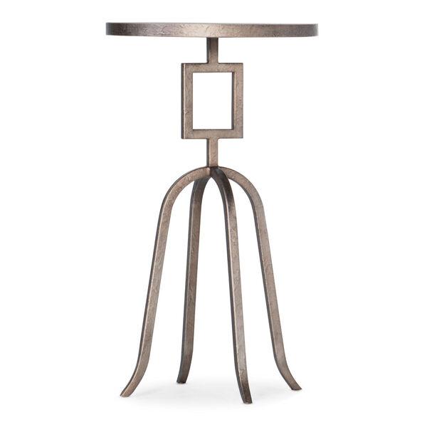 Alfresco Light Silver Martini Table, image 1