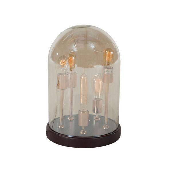 Element Antique Five-Light Led Table Lamp, image 1